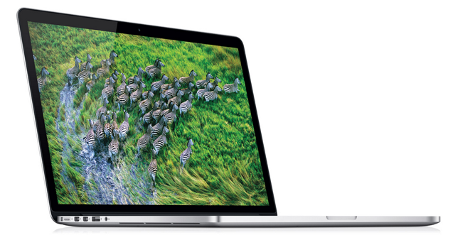macbook с зебрами
