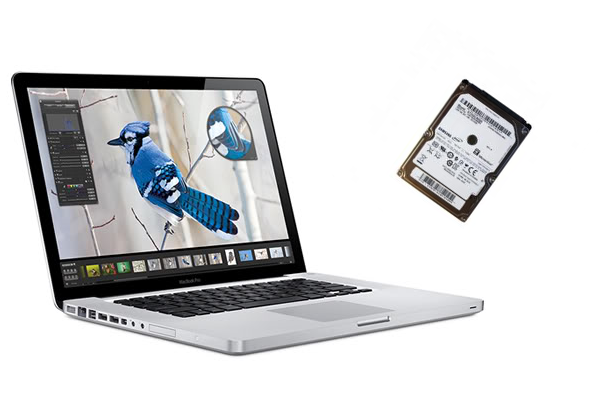 hdd macbook