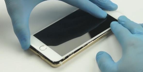 Установка нового экрана на Айфон 6