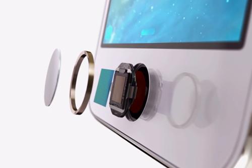 детали кнопки выключения айфон