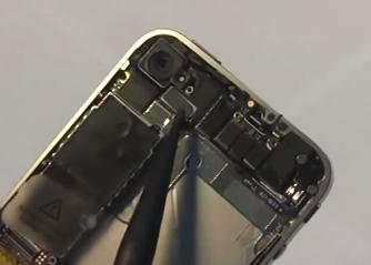 ремонт материнской платы айфона