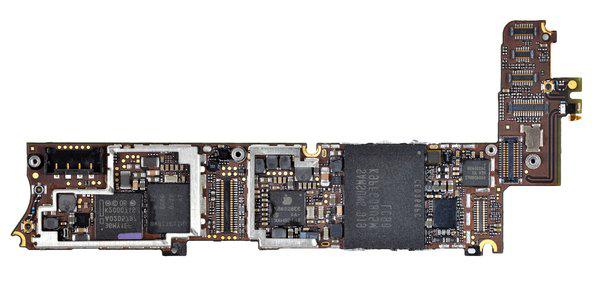 ремонт материнки айфона 4