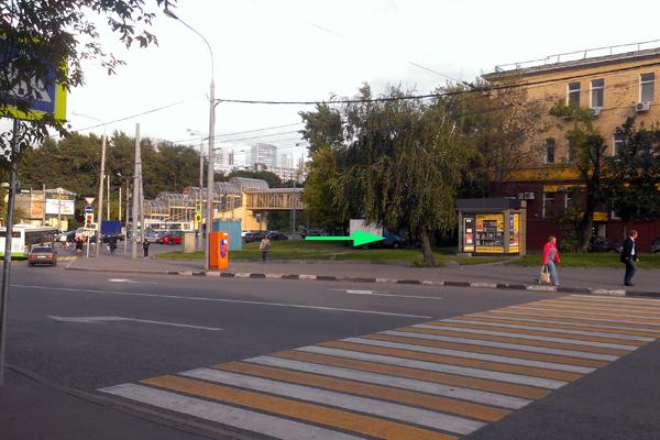 фото прохода от метро 2