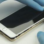 Замена стекла iPhone 6, цена ремонта разбитых айфонов 6